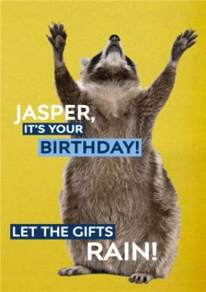 Greeting Cards - Birthday Card - Photo Humour - Animal Antics - Birthday Gifts - Image 1