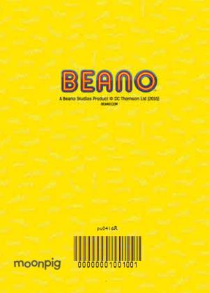 Greeting Cards - Beano Youre How Old Personalised Birthday Card - Image 4