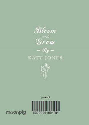 Greeting Cards - Bloom And Grow Personalised Save The Date Card - Image 4