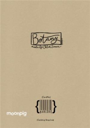 Greeting Cards - Botany Thank You Christmas Photo Upload Card - Image 4