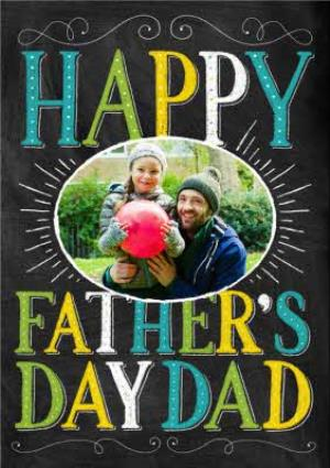 Greeting Cards - Father's Day Card - Personalised - Image 1