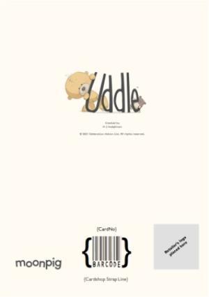 Greeting Cards - Dud Look Whos Arrived Personalised Card - Image 4