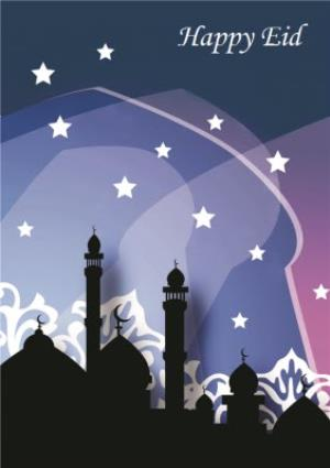 Greeting Cards - Eid Message Card - Image 1