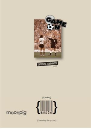 Greeting Cards - Father's Day football card - Image 4
