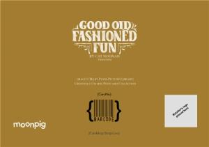 Greeting Cards - Birthday Card - Retro Illustration - Humour - Glastonbury - Image 4
