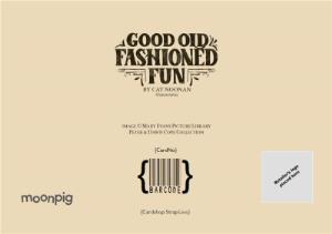 Greeting Cards - Birthday Card - Retro Illustration - Humour - Underwear - Image 4