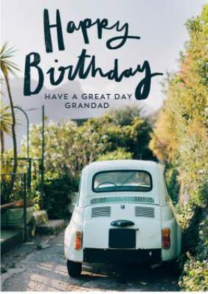 Greeting Cards - Beetle birthday card  - Image 1