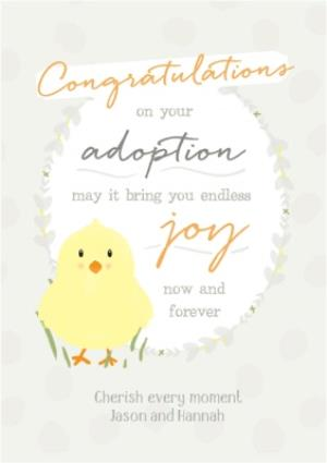 Greeting Cards - Cute Adoption Card - Image 1