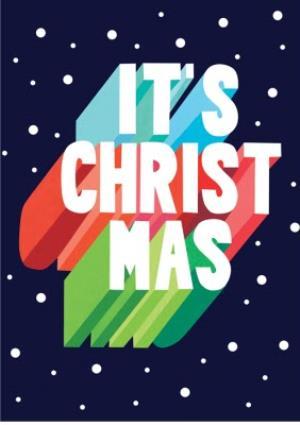 Greeting Cards - Christmas card - it's Christmas - Image 1