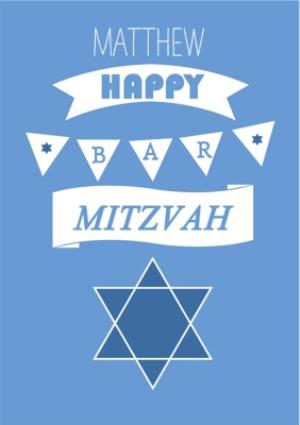 Greeting Cards - Bar Mitzvah Card - Image 1