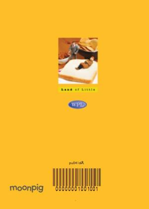 Greeting Cards - Nan Bread Funny Joke Personalised Happy Birthday Card - Image 4