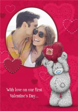 Greeting Cards - First Valentine's Day Card - Tatty Teddy Valentine's Day Card - Image 1