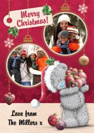 Greeting Cards - Tatty Teddy Merry Christmas From The Family Card - Image 1