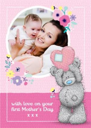 Greeting Cards - First Mother's Day Card - Photo Upload - Image 1