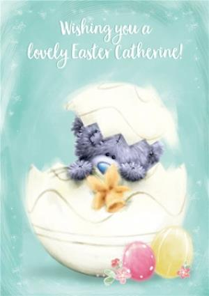 Greeting Cards - Carte Blanche Lovely Easter Personalised Card - Image 1