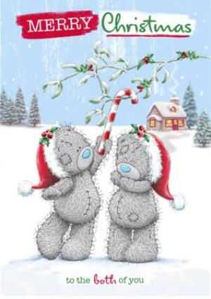 Me To You Tatty Teddy Couples Christmas To You Both