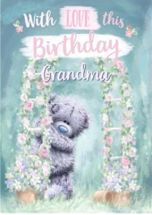Greeting Cards - Birthday Card - Grandma - Tatty Teddy - Image 1