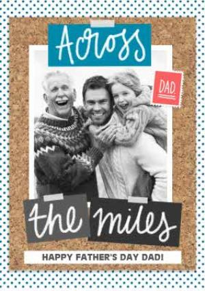 Greeting Cards - Across The Miles Photo Upload Card - Image 1