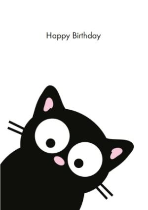 Greeting Cards - Cat Birthday Card - Image 1