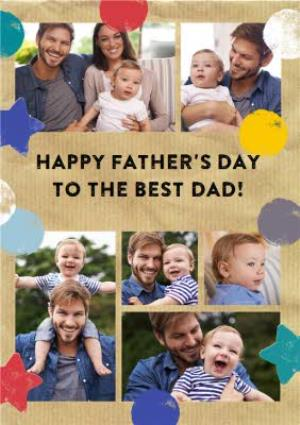 Greeting Cards - Father's Day Personalised Cards - Image 1