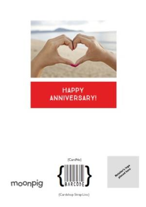 Greeting Cards - Anniversary Card - Happy Anniversary - Photo Upload - Image 4