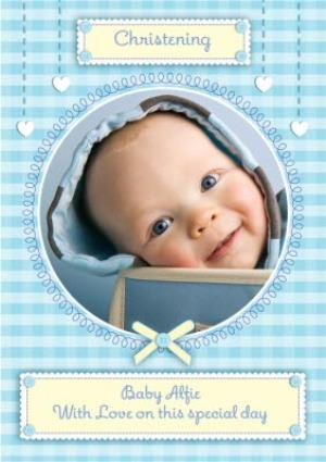 Greeting Cards - Christening Card - Image 1