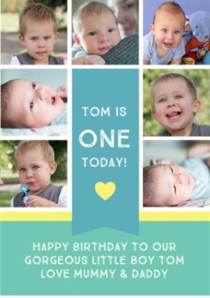 Greeting Cards - First Birthday Card - Image 1