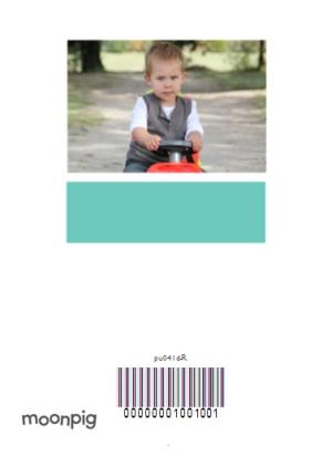 Greeting Cards - First Birthday Card - Image 4