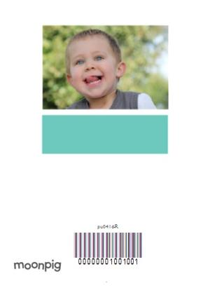 Greeting Cards - First Personalised Birthday Card - Image 4