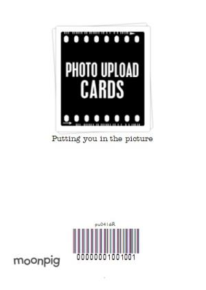 Greeting Cards - Every Picture Has A Story To Tell Personalised Multi Photo Upload Birthday Card - Image 4