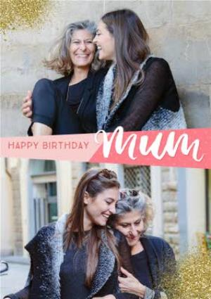 Greeting Cards - Birthday Card - Photo upload - Mum - Image 1