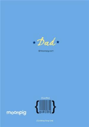 Greeting Cards - Dad Photo Father's Day Card - Image 4