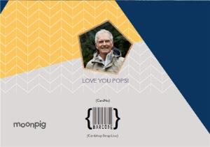 Greeting Cards - Father's Day Photo Card - Image 4