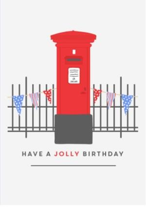 Greeting Cards - Birthday card - easy send - quick card - london - postbox - Image 1