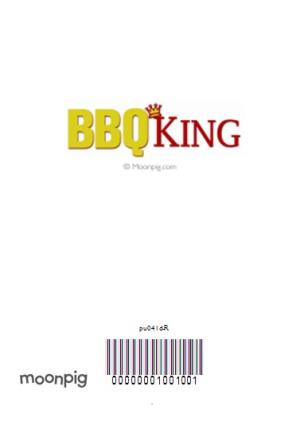 Greeting Cards - Bbq King Spoof Magazine Personalised Photo Upload Happy Birthday Card - Image 4
