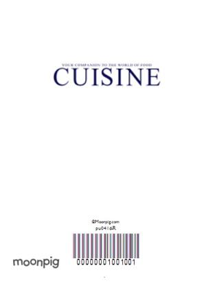 Greeting Cards - Cuisine Spoof Magazine Special Happy Hanukkah Card - Image 4