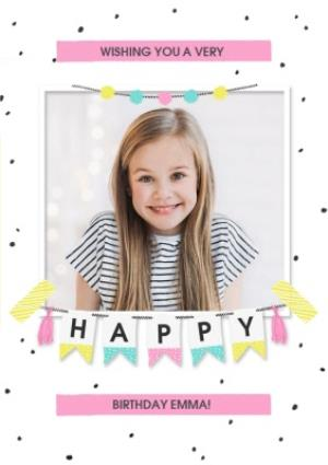 Greeting Cards - Birthday Card - Photo Upload - Image 1