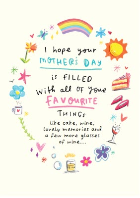 Moonpig Mothers Day Cards