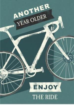 Greeting Cards - Father's Day card - cycling - bike ride - Image 1