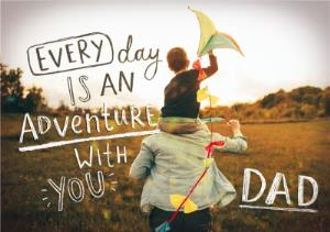 Greeting Cards - Everyday Is An Adventure With You Card - Image 1