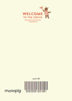 Greeting Cards - Balancing Circus Act New Baby Multi-Photo Card - Image 4