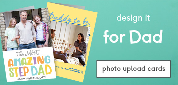 fathers day photo cards