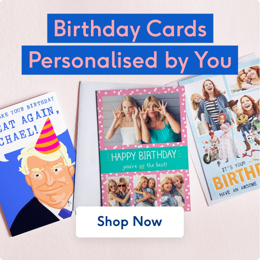 Personalized Christmas Cards.Moonpig Personalized Cards Online Greeting Cards Photo