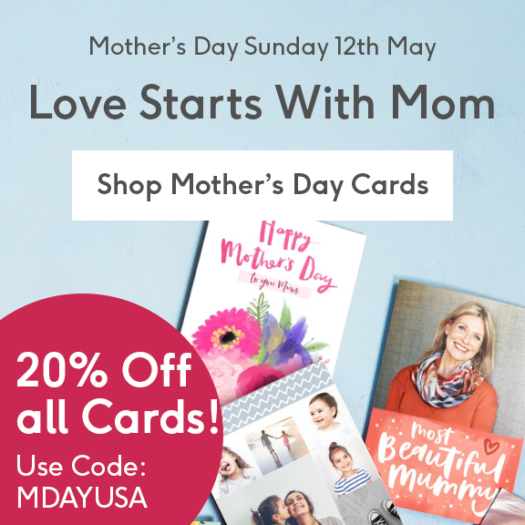 Personalized Mothers Day Cards