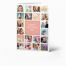 Mothers Day photo cards